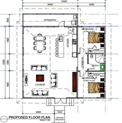 Budget friendly homes in samoa pre drawn plans and designs for Pre drawn house plans